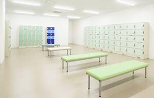 受付・更衣室・メディカルコンディショニングルーム 写真2